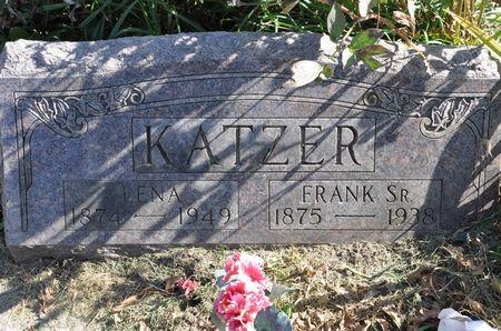 KATZER, FRANK SR. - Grundy County, Iowa   FRANK SR. KATZER