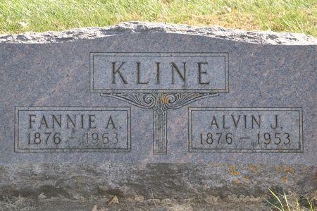 KLINE, ALVIN J. - Grundy County, Iowa | ALVIN J. KLINE