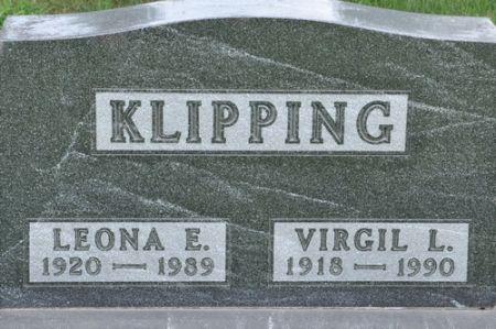 KLIPPING, VIRGIL L. - Grundy County, Iowa | VIRGIL L. KLIPPING