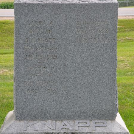 KNAPP, S. H. - Grundy County, Iowa | S. H. KNAPP