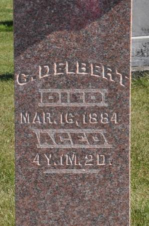 KOPPES, C. DELBERT - Grundy County, Iowa   C. DELBERT KOPPES