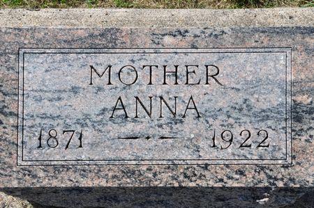 KRAMER, ANNA - Grundy County, Iowa | ANNA KRAMER