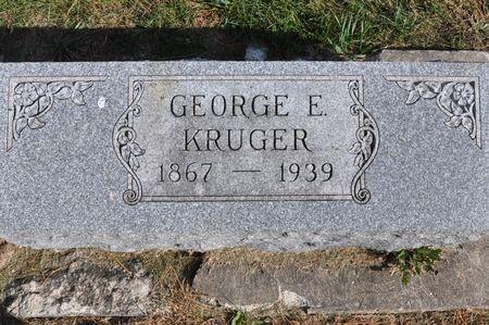KRUGER, GEORGE E. - Grundy County, Iowa | GEORGE E. KRUGER