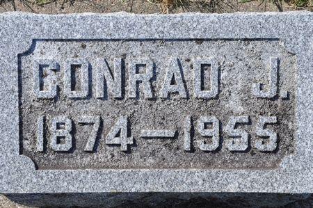 KRUSE, CONRAD J. - Grundy County, Iowa | CONRAD J. KRUSE