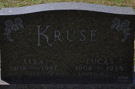 KRUSE, ELLA - Grundy County, Iowa | ELLA KRUSE