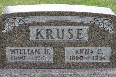 KRUSE, ANNA C. - Grundy County, Iowa | ANNA C. KRUSE