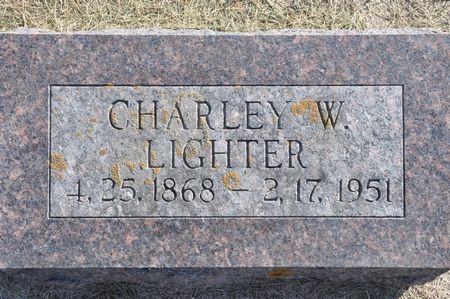LIGHTER, CHARLEY W. - Grundy County, Iowa | CHARLEY W. LIGHTER