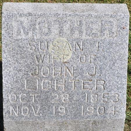 LIGHTER, SUSAN I. - Grundy County, Iowa | SUSAN I. LIGHTER