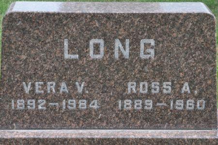 LONG, VERA V. - Grundy County, Iowa | VERA V. LONG