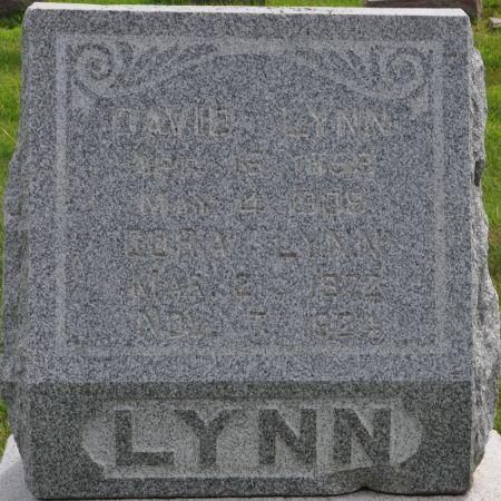 LYNN, CORA - Grundy County, Iowa | CORA LYNN