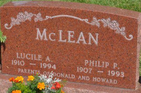 MCLEAN, PHILIP P. - Grundy County, Iowa | PHILIP P. MCLEAN
