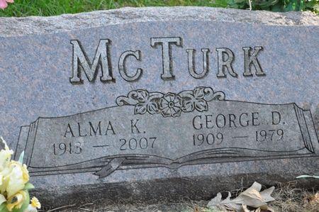 MCTURK, GEORGE D. - Grundy County, Iowa | GEORGE D. MCTURK