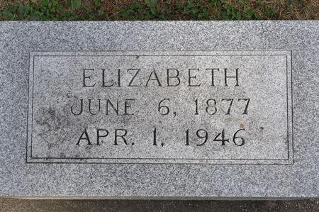 MEESTER, ELIZABETH - Grundy County, Iowa   ELIZABETH MEESTER