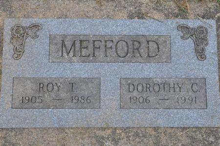 MEFFORD, DOROTHY C. - Grundy County, Iowa | DOROTHY C. MEFFORD