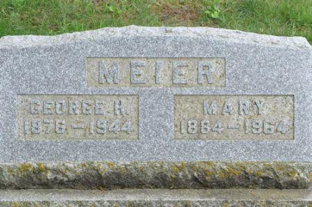 MEIER, GEORGE H. - Grundy County, Iowa | GEORGE H. MEIER