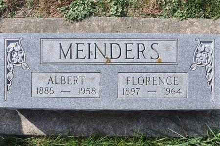 MEINDERS, ALBERT - Grundy County, Iowa | ALBERT MEINDERS