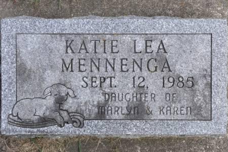 MENNENGA, KATIE LEA - Grundy County, Iowa | KATIE LEA MENNENGA