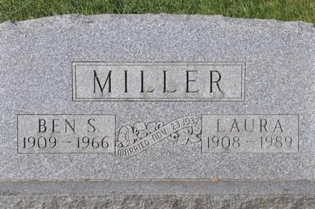 MILLER, LAURA - Grundy County, Iowa | LAURA MILLER