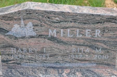 MILLER, RITA M. - Grundy County, Iowa | RITA M. MILLER