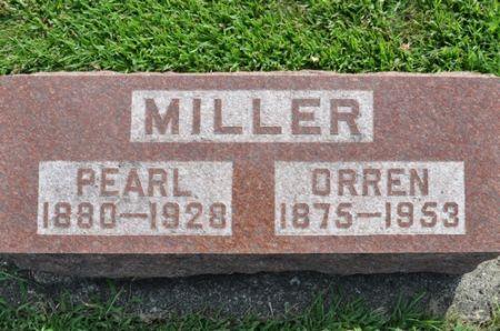 MILLER, PEARL - Grundy County, Iowa | PEARL MILLER
