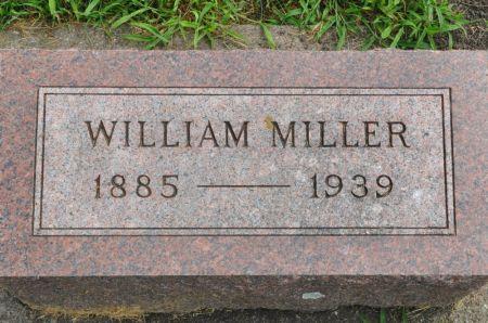 MILLER, WILLIAM - Grundy County, Iowa | WILLIAM MILLER