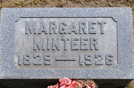 MINTEER, MARGARET - Grundy County, Iowa | MARGARET MINTEER