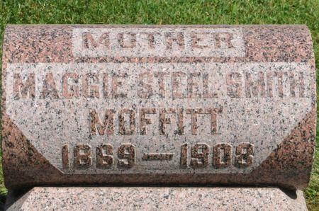 MOFFITT, MAGGIE (STEELSMITH) - Grundy County, Iowa | MAGGIE (STEELSMITH) MOFFITT