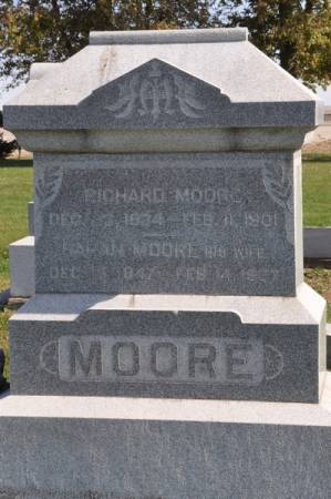 MOORE, RICHARD - Grundy County, Iowa | RICHARD MOORE