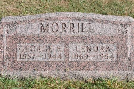 MORRILL, LENORA - Grundy County, Iowa | LENORA MORRILL