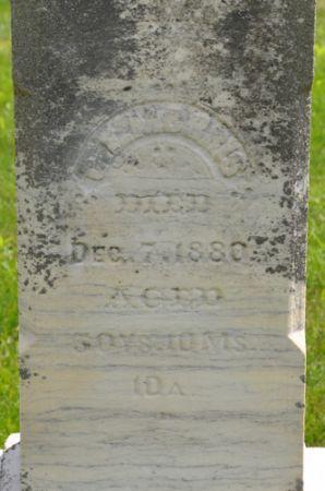 MORRIS, C. E. - Grundy County, Iowa | C. E. MORRIS