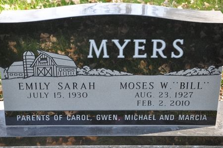 MYERS, MOSES W. - Grundy County, Iowa | MOSES W. MYERS