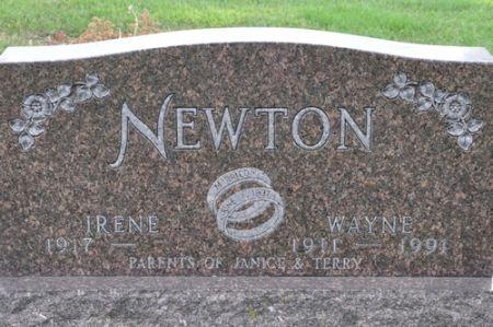 NEWTON, WAYNE - Grundy County, Iowa | WAYNE NEWTON