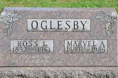 OGLESBY, ROSS L. - Grundy County, Iowa | ROSS L. OGLESBY