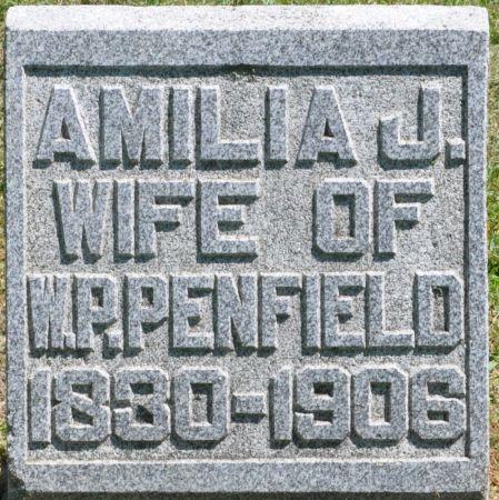 PENFIELD, AMILIA J. - Grundy County, Iowa | AMILIA J. PENFIELD