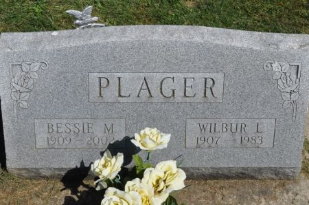 PLAGER, WILBUR L. - Grundy County, Iowa   WILBUR L. PLAGER