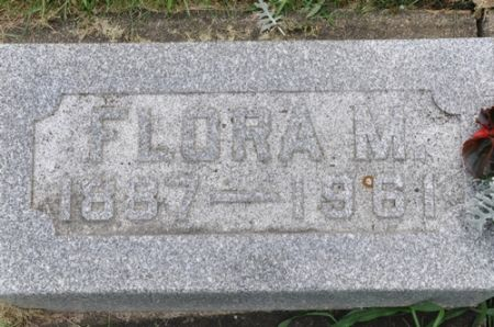 PLAGER, FLORA M. - Grundy County, Iowa | FLORA M. PLAGER