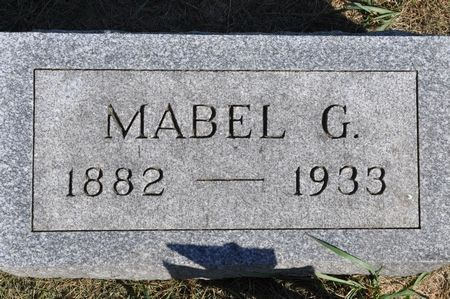 PRICE, MABEL G. - Grundy County, Iowa | MABEL G. PRICE