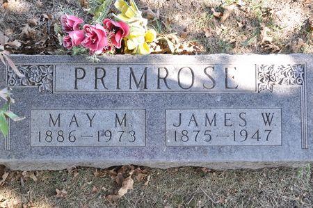 PRIMROSE, JAMES W. - Grundy County, Iowa | JAMES W. PRIMROSE