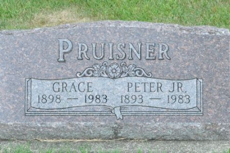 PRUISNER, PETER JR. - Grundy County, Iowa | PETER JR. PRUISNER
