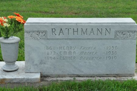 RATHMANN, HENRY - Grundy County, Iowa | HENRY RATHMANN