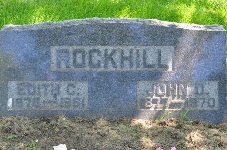 ROCKHILL, JOHN D. - Grundy County, Iowa | JOHN D. ROCKHILL