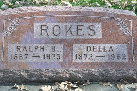 ROKES, RALPH B. - Grundy County, Iowa   RALPH B. ROKES