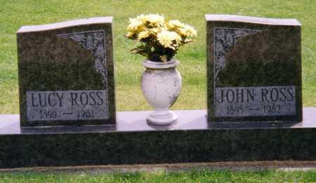 WILLMS ROSS, LUCY - Grundy County, Iowa | LUCY WILLMS ROSS