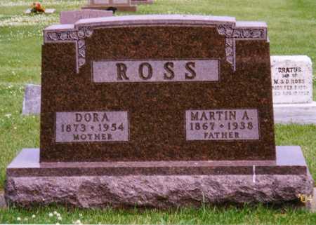 ROSS, MARTIN A. - Grundy County, Iowa | MARTIN A. ROSS