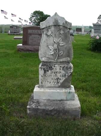 SAINT, THOMAS - Grundy County, Iowa | THOMAS SAINT