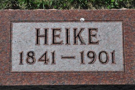 SCHERVELD, HEIKE - Grundy County, Iowa | HEIKE SCHERVELD