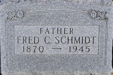 SCHMIDT, FRED C. - Grundy County, Iowa   FRED C. SCHMIDT