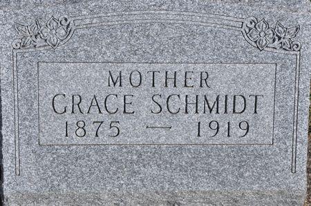 SCHMIDT, GRACE - Grundy County, Iowa | GRACE SCHMIDT