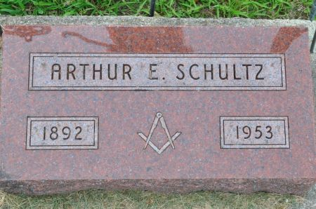 SCHULTZ, ARTHUR E. - Grundy County, Iowa | ARTHUR E. SCHULTZ