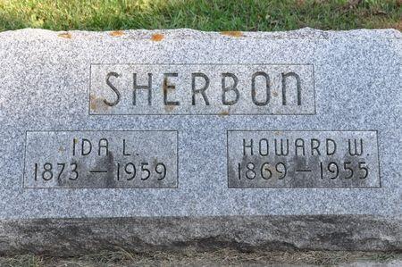 SHERBON, IDA L. - Grundy County, Iowa   IDA L. SHERBON